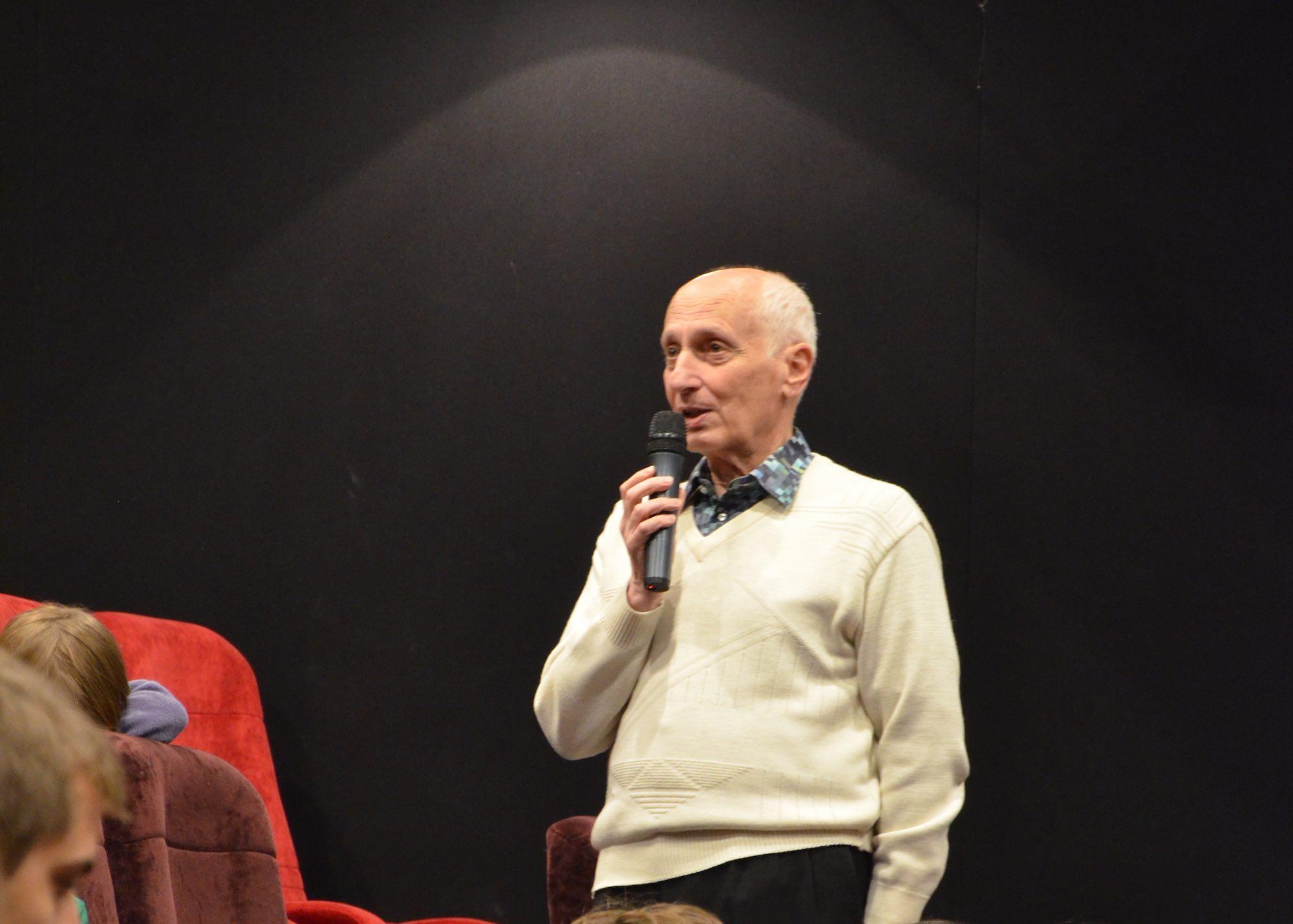Michel Ocelot - KIRIKOU ET LA SORCIÈRE - Lumière 2018 - Dimanche 21 Octobre 2018
