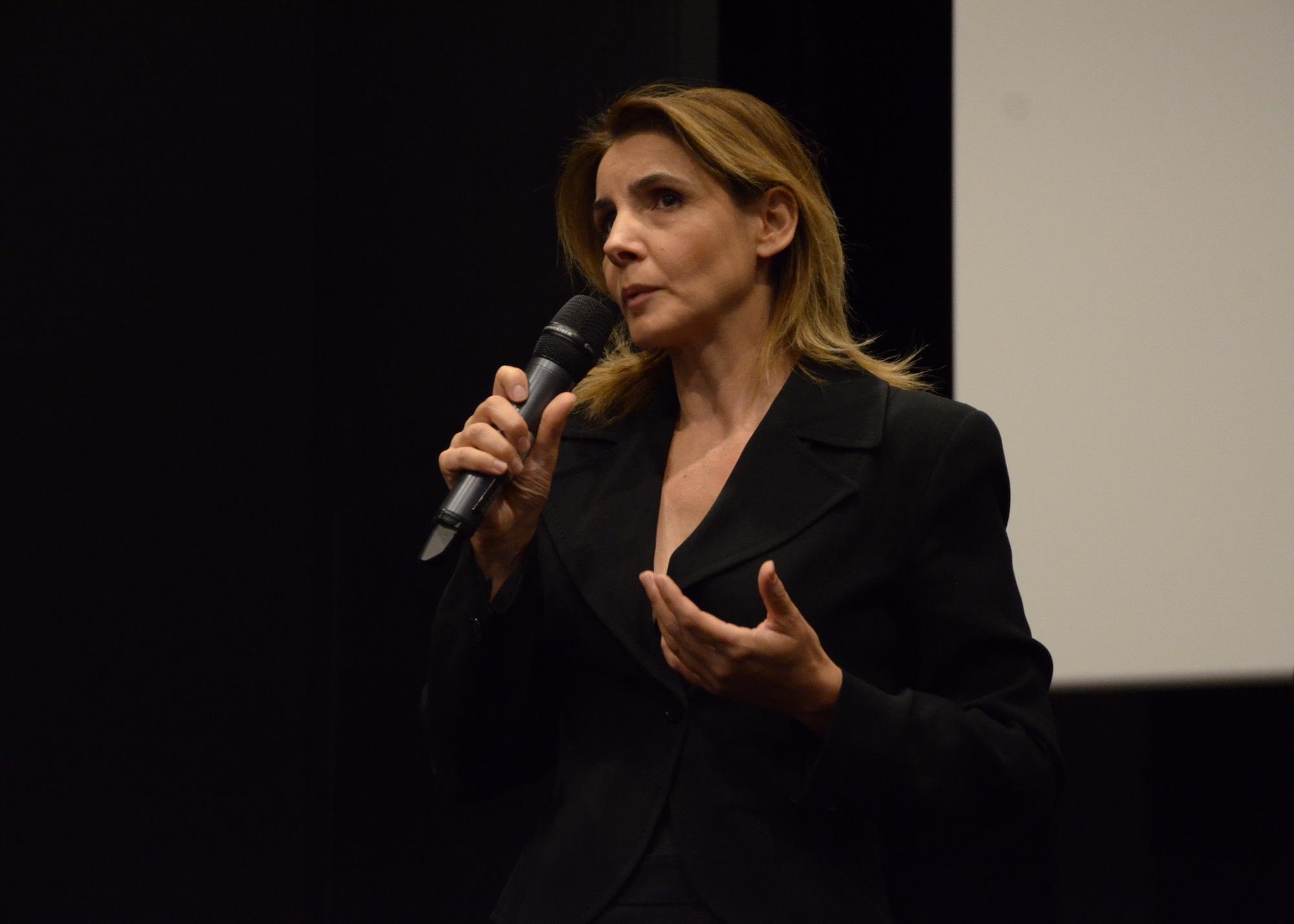 Clotilde Courau - LE RETOUR - Lumière 2018 - Mercredi 17 Octobre 2018